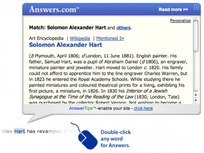 1-Click Answers 2.4.0 screenshot