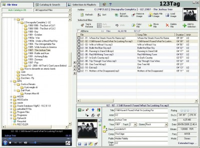 123Tag 5.7.0 screenshot
