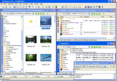 Ac Browser Plus Free Edition 4.13 screenshot