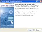 Active Web Reader Customizer 1.24 screenshot