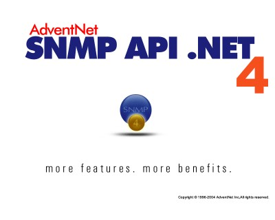 Adventnet SNMP API .NET 4 screenshot
