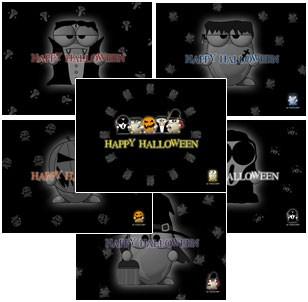 ALTools Halloween Desktop Wallpapers 2004 screenshot
