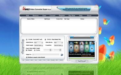 Apex Free PMP Video Converter 5.83 screenshot