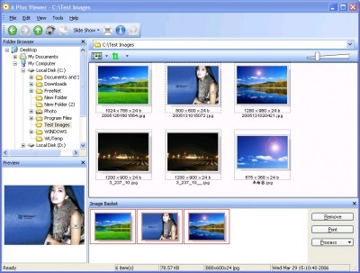 APlus Viewwer 2.19 screenshot