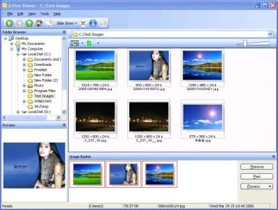 APlus Viewwer 2.19 screenshot