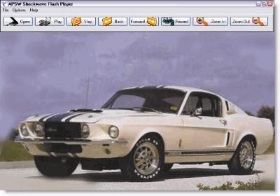 APSW InAFlash 3.3.19.0 screenshot