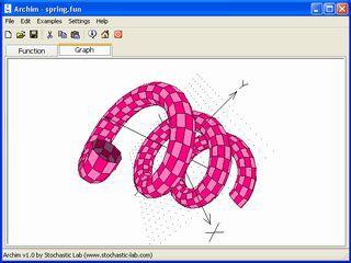 Archim 2.0 screenshot