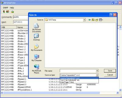 BPSNMPUtil 1.0.2.3 screenshot