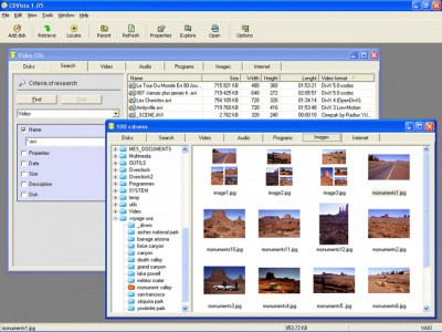 CDVista 1.46a screenshot