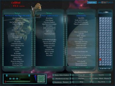 CellNet 3.1 screenshot