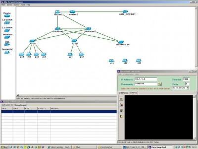 Cisco Snmp Tool 2.5 screenshot