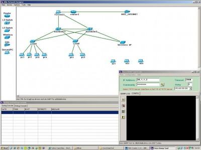 Cisco Snmp Tool 2.5 screenshot