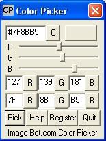 Color Picker 1.0 screenshot
