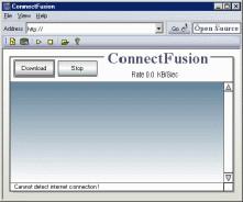 ConnectFusion 1.0 screenshot