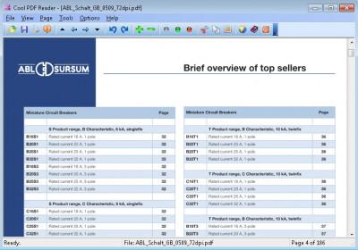 Cool PDF Reader 3.21 screenshot