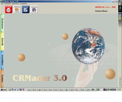 CRMadar 3.627 screenshot