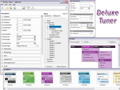 Deluxe Tuner 3.2.9.19 screenshot