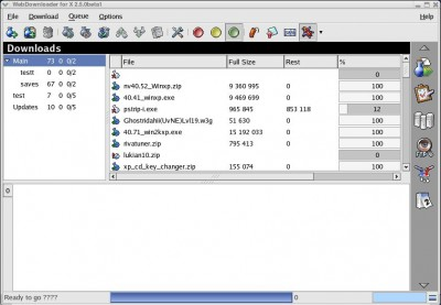 Downloader for X 2.5.1 screenshot