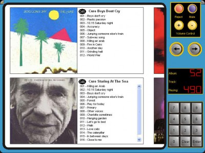 Empathy Jukebox Lite 1.1 screenshot