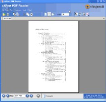 eXPert PDF Reader 1.0 screenshot