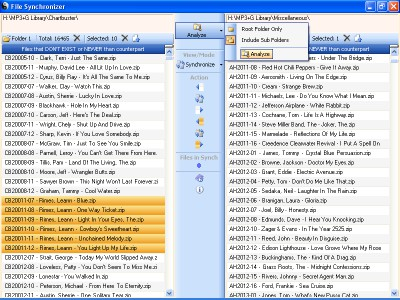 File Synchronizer 4.0.5 screenshot