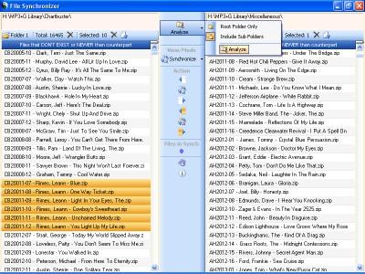 File Synchronizer 4.0.5 screenshot