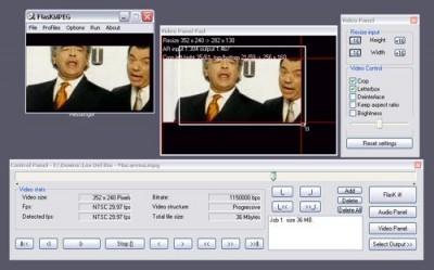 FlasKMPEG v0.78.39 screenshot
