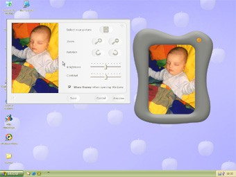 Framy_grey_frame 1.1 screenshot