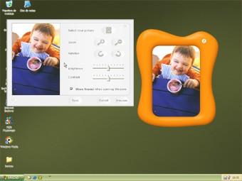 Framy orange frame 1.1 screenshot