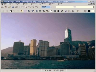 Free Image Editor 2.4.82 screenshot