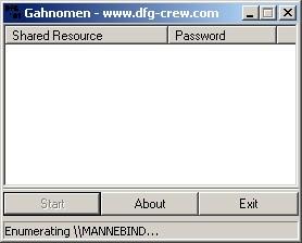 Gahnomen 1.5 screenshot