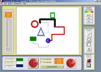 Geometry Master 3.0 screenshot