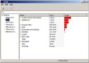 i.Disk 1.91 screenshot