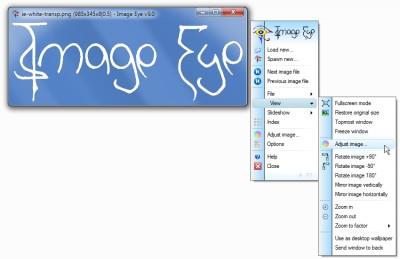 Image Eye 9.1 screenshot