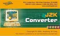 J2K Converter 1.0 screenshot