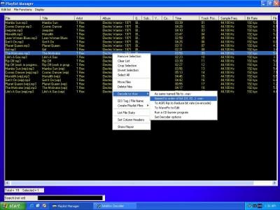 JukeBox Decoder 2.8.0 screenshot