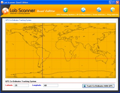 Lab Scanner 2.0 screenshot