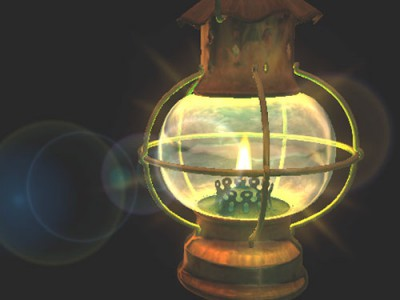 Lantern 3D Screensaver 1.2 screenshot