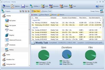 LojiklSweep 2.13.0.0 screenshot