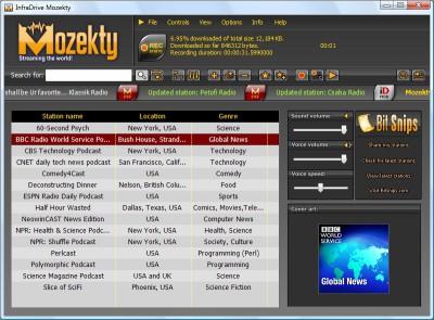 Mozekty 2.3 screenshot