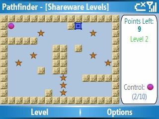 Pathfinder 1.1 screenshot