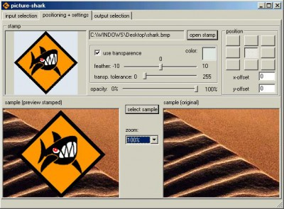 picture-shark 1.0 screenshot