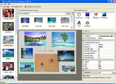 Places I'd Rather Be Screensaver 2.3.1 screenshot