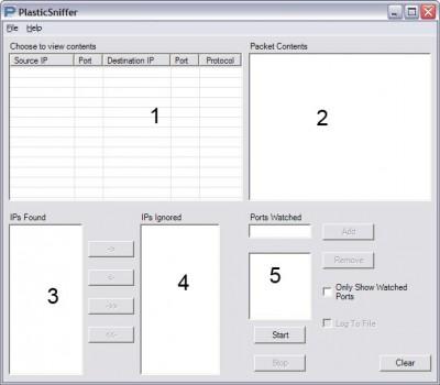 PlasticSniffer 1.1 screenshot