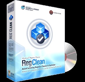 RegCleaner 2007.48 screenshot