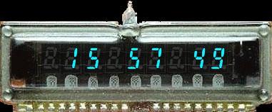 Scotts Nixie Tube Clock 1.1 screenshot