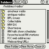 ScrapBook 1.16 screenshot