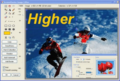 ScreenHunter 5.0 Pro screenshot