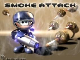 Smoke Attack 1.0 screenshot