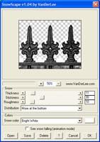 SnowScape 1.04 screenshot